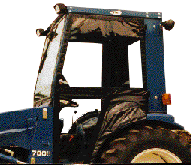 New Holland Cab and Enclosure - TC25, TC25D, TC27, TC27D, TC29, TC29D, TC33, TC33D...