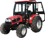 Mahindra Cab and Enclosure - 5035