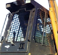 Case Cab Enclosure