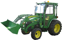 John Deere Cab and Enclosure - 4105