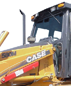 Case Cab Enclosure