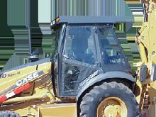 Case Cab and Enclosure - 580M, 580SM