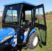 New Holland Cab and Enclosure - Boomer 20, Boomer 24, Boomer 25