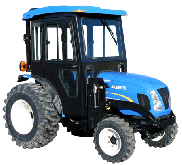 Landini Cab and Enclosure - 2840, 2840H, 3240, 3240H, 3640, 3640H, 4140, 4140H...