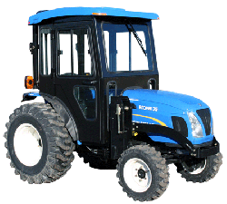 New Holland Cab Enclosure