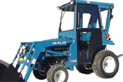 New Holland Cab and Enclosure - TC18, TC21, TC21D, TC24, TC24D