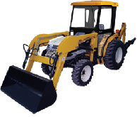 Cub Cadet Cab and Enclosure - 7530, 7532