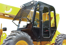JCB Cab and Enclosure - 506C, 508C
