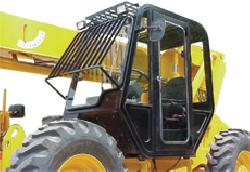 JCB Cab Enclosure