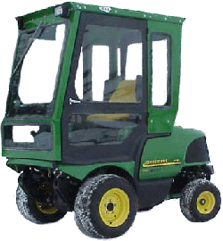 John Deere 1435 1445 Tractor Cabs And Cab Enclosures