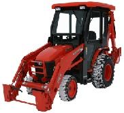 Kubota Cab and Enclosure - B26