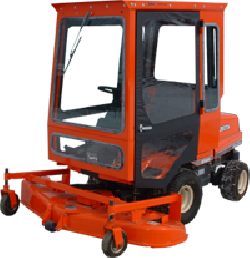 Kubota Gf1800 Gf1800e Tractor Cabs And Cab Enclosures
