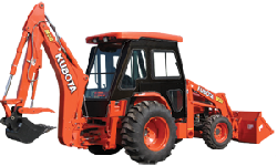 Kubota Cab and Enclosure - M59
