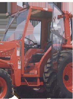 Kubota L3010 L3410 L3710 L4310 Tractor Cabs And Cab