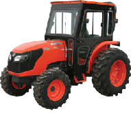 Kubota Cab and Enclosure - MX4700, MX4700DT, MX4700F, MX4700HST, MX5100, MX51...