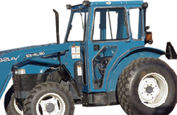 New Holland Cab and Enclosure - TN75