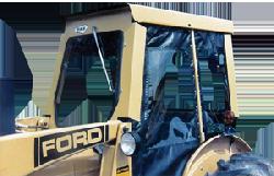 Ford Cab Enclosure