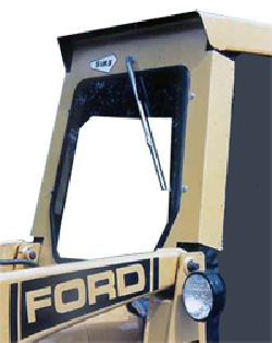 Ford Cab Enclosure
