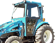 New Holland Cab and Enclosure - TC35, TC35A HST, TC35D, TC35DA HST, TC40, TC40A HS...
