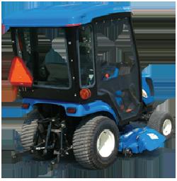 New Holland Tz18da Tz22da Tz24da Tz25da Tractor Cabs