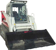 Takeuchi Cab and Enclosure - TL130, TL140, TL150