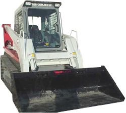 Takeuchi Cab Enclosure