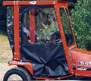 Kubota Cab and Enclosure - G1800, G1900, G2000