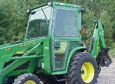 John Deere Cab and Enclosure - 4200, 4300, 4400
