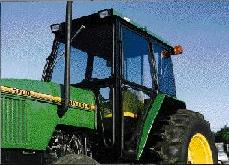 John Deere Cab and Enclosure - 5200, 5300, 5400