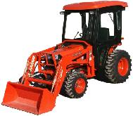 Kubota Cab and Enclosure - B2410, B7510, B7610