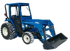New Holland Cab and Enclosure - TC30