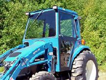 New Holland Cab and Enclosure - TC35, TC35A, TC35D, TC40, TC40A, TC40D, TC45, TC45...